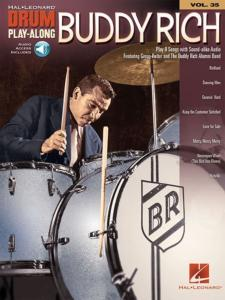 RICH BUDDY - DRUM PLAY-ALONG VOL.32 + ONLINE AUDIO ACCESS
