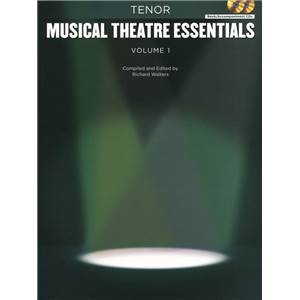 COMPILATION - MUSICAL THEATRE ESSENTIALS: TENOR VOL.1 + 2 CD