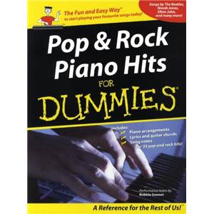 COMPILATION - POP ROCK PIANO HITS FOR DUMMIES 35 SONGS