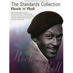 COMPILATION - STANDARDS COLLECTION : ROCK 'N' ROLL P/V/G