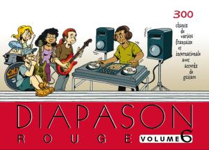 COMPILATION - DIAPASON ROUGE VOL.6