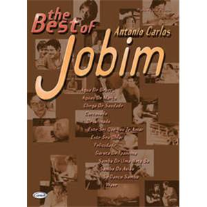 JOBIM ANTONIO CARLOS - BEST OF ALBUM P/V/G