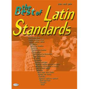 COMPILATION - LATIN STANDARS BEST OF VOL.1 P/V/G