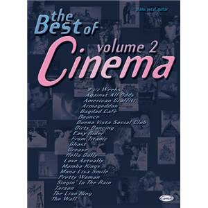 COMPILATION - BEST OF CINEMA VOL.2 P/V/G