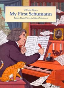 MY FIRST SCHUMANN - PIANO