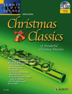 COMPILATION - CHRISTMAS CLASSICS FOR FLUTE +CD