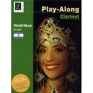 COMPILATION - WORLD MUSIC ISRAEL CLARINETTE/PIANO + CD