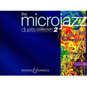 NORTON CHRISTOPHER - MICROJAZZ VOL.2 LEVEL 4 PIANO 4 MAINS