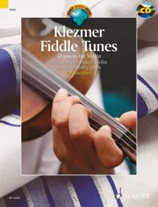 KLEZMER FIDDLE TUNES +CD (33 AIRS TRADITIONNELS) - VIOLON