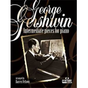 GERSHWIN GEORGE - INTERMEDIATE PIECES FOR PIANO