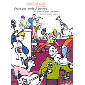 HOARAU JC - CHANSONS BRESILIENNES - GUITARE