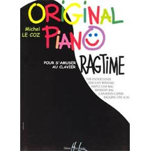 LE COZ MICHEL - ORIGINAL PIANO RAGTIME