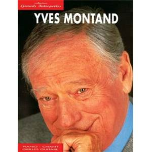 MONTAND YVES - COLLECTION GRANDS INTERPRETES P/V/G