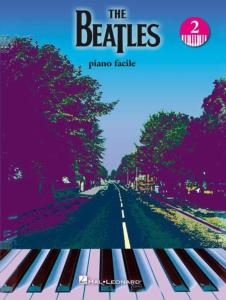 BEATLES - FOR SOLO PIANO FACILE VOL.2