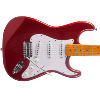 GUITARE ELECTRIQUE SOLID BODY JM FOREST ST70 MA CANDY RED
