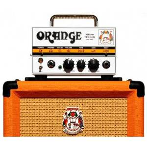 AMPLI GUITARE ORANGE OR 2 MT TETE MICRO TERROR