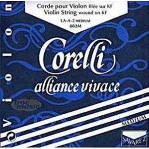 JEU DE CORDES VIOLON 4/4 CORELLI ALLIANCE 800 MB