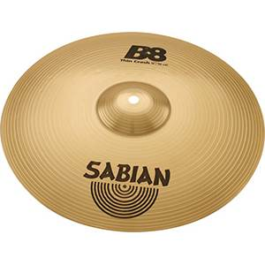 CYMBALE SABIAN B8 THIN CRASH 14 ref SA 41406