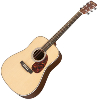 GUITARE FOLK ACOUSTIQUE MARTIN HD-28