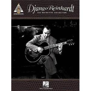 REINHARDT DJANGO - DEFINITIVE COLLECTION GUITAR TAB