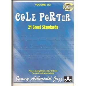 PORTER COLE - AEBERSOLD 112 + CD