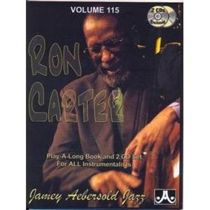 CARTER RON - AEBERSOLD 115 + 2CD