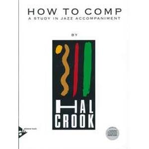 CROOK HAL - HOW TO COMP FOR PIANO + CD