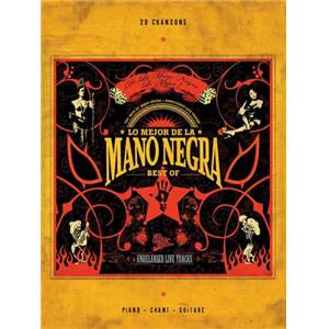 MANO NEGRA - BEST OF P/V/G TAB.