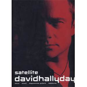 HALLYDAY DAVID - SATELLITE P/V/G TAB