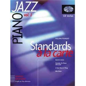 BERCOVITZ M. - STANDARDS A LA CARTE VOL.1 + CD