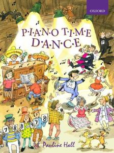 HALL PAULINE - PIANO TIME DANCE - PIANO