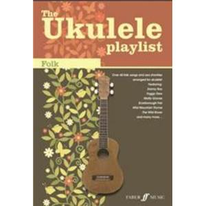 COMPILATION - UKULELE PLAYLIST THE BROWN VOL.CHORD SONGBOOK FOLK