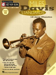DAVIS MILES - JAZZ PLAY ALONG VOL.049 MILES DAVIS STANDARDS + CD