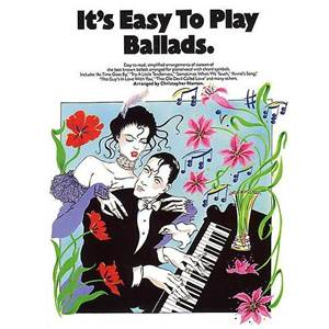COMPILATION - IT'S EASY TO PLAY BALLADS