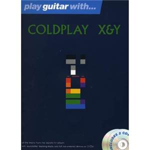 COLDPLAY - X&Y PLAY GUITAR WITH... + 2 CD