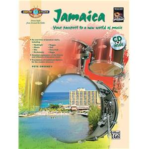 SWEENEY PETE - DRUM ATLAS JAMAICA + CD