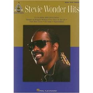 WONDER STEVIE - HITS GUIT. TAB.