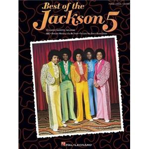 JACKSON FIVE - THE BEST OF 13 TITRES P/V/G