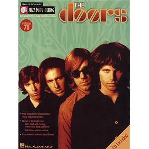 THE DOORS - JAZZ PLAY ALONG VOL.070 + CD