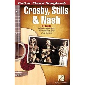 CROSBY STILLS NASH - GUITAR CHORD SONGBOOK