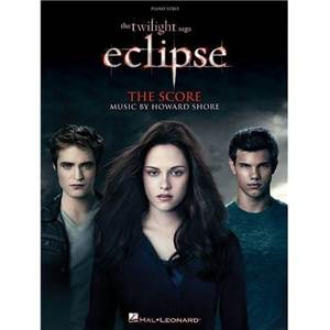 SHORE HOWARD - TWILIGHT 3 : ECLIPSE FROM THE MOTION PICTURE PIANO SOLO SORTIE 28/08/10