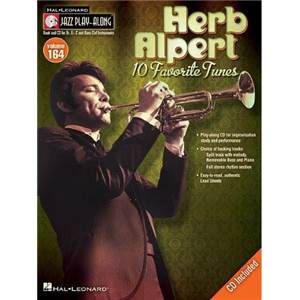ALPERT HERB - JAZZ PLAY ALONG VOL.167 + CD