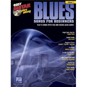 COMPILATION - EASY GUITAR PLAY ALONG VOL.00BLUES SONGS FOR BEGINNERS + CD