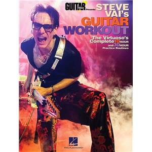 VAI STEVE - GUITAR WORKOUT