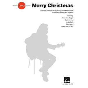 COMPILATION - BEGINNING SOLO GUITAR: MERRY CHRISTMAS