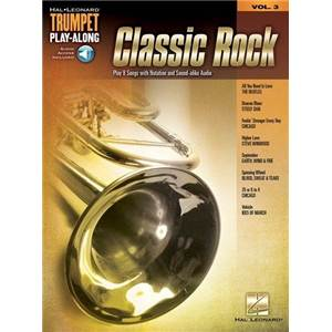 COMPILATION - TRUMPET PLAY-ALONG VOL.03 CLASSIC ROCK + AUDIO ACCESS