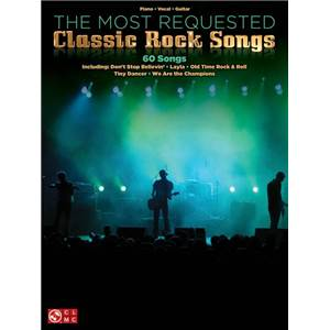 COMPILATION - THE MOST REQUESTED CLASSIC ROCK SONGS P/V/G