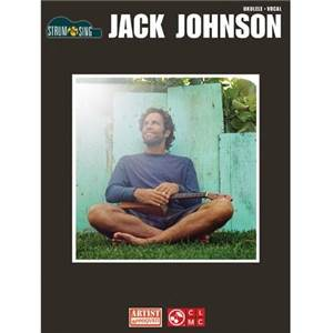 JOHNSON JACK - STRUM AND SING FOR UKULELE SOLO 41 CHANSONS