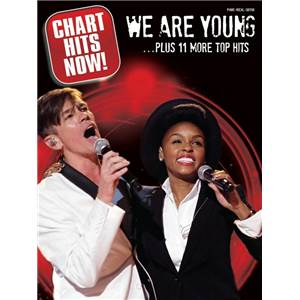 COMPILATION - WE ARE YOUNG PLUS 11 MORE TOP HITS P/V/G