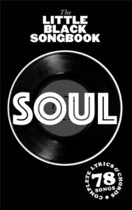 COMPILATION - LITTLE BLACK SONGBOOK SOUL 78 CHANSONS FORMAT POCHE